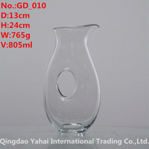 805ml Clear Colored Glass Decanter pictures & photos