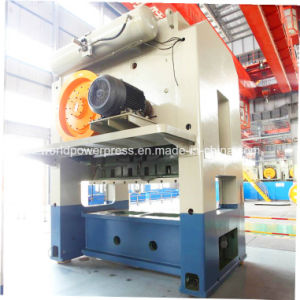 H Frame Double Crank Metal Punching Press pictures & photos