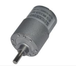 Dsd-37RS3525 37mm 12V 24V DC Spur Gear Reducer Motor