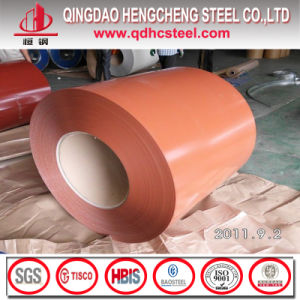 Ral PPGL Hot DIP Galvalume Prepainted Steel Coil pictures & photos