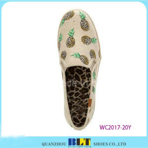 New Style Student Canvas Shoes pictures & photos