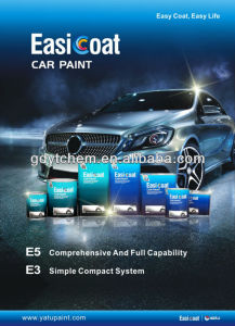 Auto Lacquer with Good Weathring Resistance-E5 1k Basecoat pictures & photos