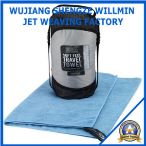 Soft Feel Travel Towel Microfiber pictures & photos