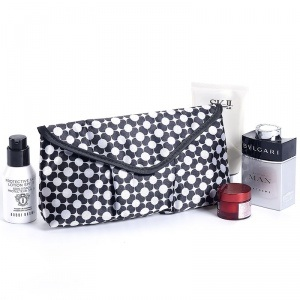 PVC Zipper Cosmetic Pouch pictures & photos