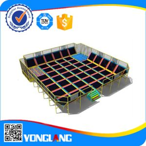 2015 Outdoor Children Sports Trampoline for Sale (YL-BC005) pictures & photos