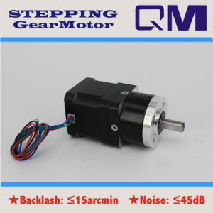 NEMA17 L=40mm Stepping Motor with Gearbox Ratio 1: 10