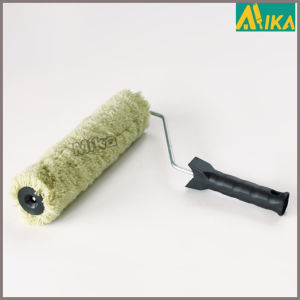 Autumn Green Acrylic Hermal Bonding Paint Roller with Handle pictures & photos