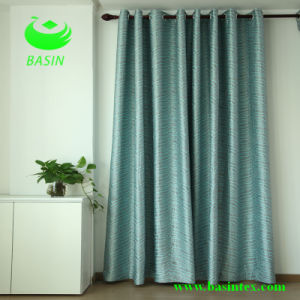 Jacquard Curtain Fabric (BS1091) pictures & photos
