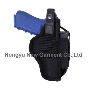 Directly Factory Ambidextrous Tactical Belt Pistol /Gun Holster (HY-PC004) pictures & photos