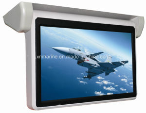 18.5 Inch Motorized Bus/Car Monitor pictures & photos