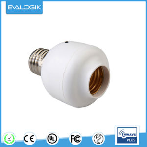 Z-Wave White Lamp Holder for Smart Home System (ZW45) pictures & photos