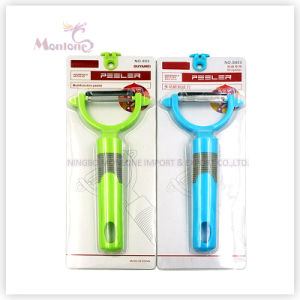 18*8cm Kitchen Tools Stainless Steel Fruit/Vegetable/Apple/Potato Peeler pictures & photos