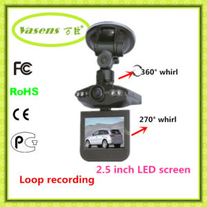 HD 720p Night Vision Vehicle Driving Data Recorder with G-Sensor pictures & photos