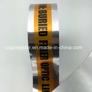 Aluminum Underground Detectable Warning Tape pictures & photos