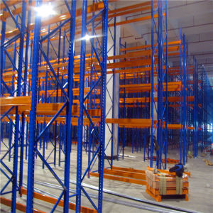 Heavy Duty Genuine Quality Pallet Shuttle Racking System pictures & photos