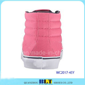 Student Brand Safe Canvas Casual Shoes pictures & photos