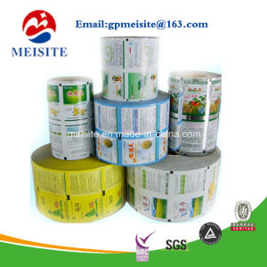 Customized Printed Film in Roll pictures & photos