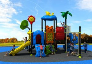 Outdoor Playground Children Slide Park Equipment pictures & photos