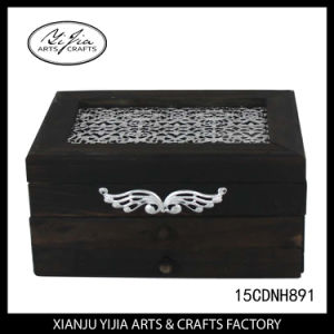 Wooden Jewellery Box Accept Custom Design for Home Decoration pictures & photos