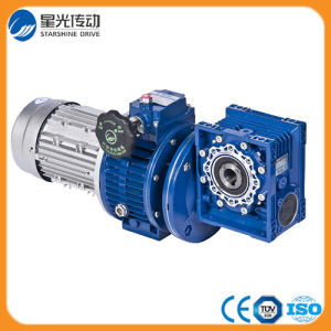 Manufactory Directly Speed Variator Gear Reducer pictures & photos