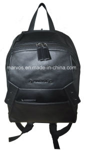 Fashion Ladies PU Leather Backpack with Hight Quality (M10530)