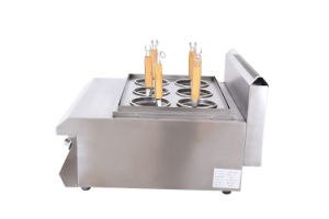 Ce&ETL Stainless Steel Counter-Top Gas Pasta Cooker (ET-TSRQZML) pictures & photos