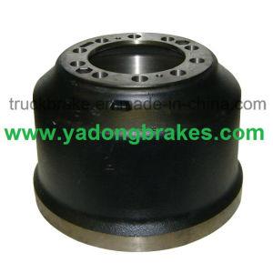 Heavy Truck Brake Drum OEM: 9380062 for York/BPW/Benz/Volvo/Man pictures & photos