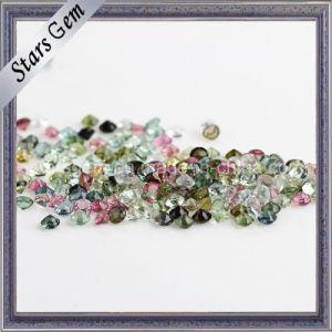 Hot Sale Mix Color Tourmaline Gemstone pictures & photos