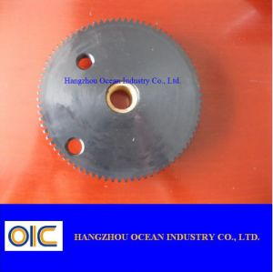Spur Gear with Brass Bushing pictures & photos