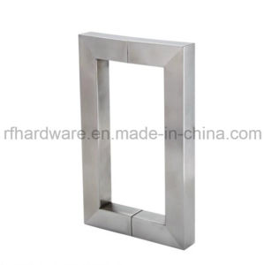 Stainless Steel Glass Door Handle RP004 pictures & photos