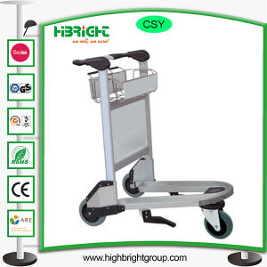 3 Wheel Luggage Trolley Hand Cart pictures & photos