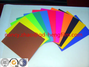 Excellent Laminability Printed PVC Sheet with High Impact Re-Sistance