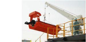 Single Arm Boat/Raft Davit & Crane HMD21-2 pictures & photos