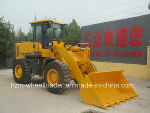 Hzm 938 Wheel Loader with Cummins Engine pictures & photos