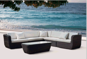 Outdoor Round Rattan Sofa pictures & photos