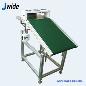Wave Solder Exist PCB Cooling Conveyor for Tht Assembly Line pictures & photos