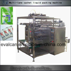Sachet Body Lotion Stick Filling Packaging Machine pictures & photos