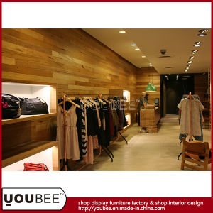 Display Racks for Ladies′ Clothes Retail Shop pictures & photos