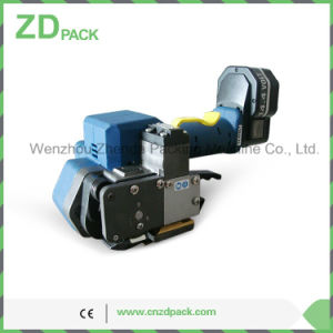 Battery Powered Plastic Strapping Tool (Z323) pictures & photos