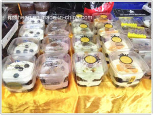 Custom Plastic PP Cookie/Pastries/candy/cake box (gift packaging tin) pictures & photos