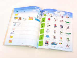 Colorful Book Printing for Children (DPB-012) pictures & photos
