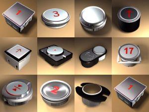 Kone Elevator Button (SN-PB960) pictures & photos