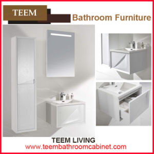 Teem Bathroom 2016 New Design White Modern Style Bathroom Cabinet pictures & photos