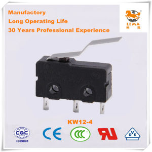 Lema Black Kw12-4 Micro Switch pictures & photos