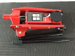 4t hydraulic Floor Jack&Hydrualic Trolley Jack Ce Approved pictures & photos