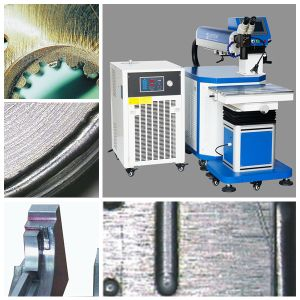 Laser Welding Machine for Repairing Moulds pictures & photos