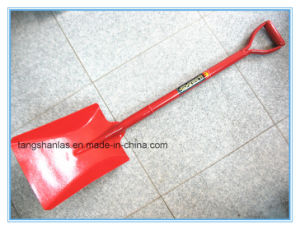 Welded Steel Handle Shovel for Farming Using pictures & photos