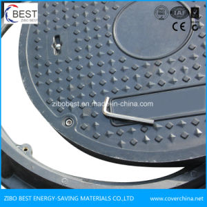 En124 FRP Composite SMC Manhole Cover pictures & photos