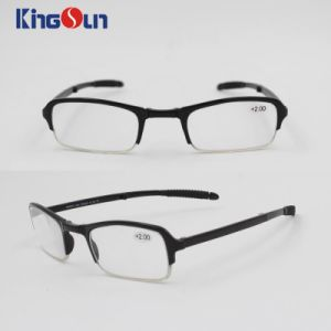 Folding Plastic Reading Glasses Classic pictures & photos