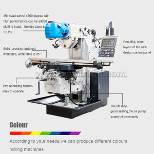 High Quality Milling Machine with Ce Certificate (LM1450C) pictures & photos
